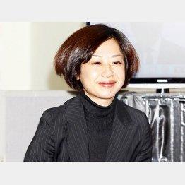 ブログで報告した田中美絵子氏(C)日刊ゲンダイ