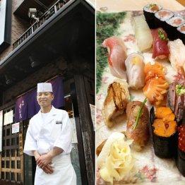 【築地すし大 本館】普段使いしたい愚直な江戸前寿司