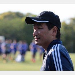 霜田氏は現役時代はブラジルでもプレー(C)六川則夫/ラ・ストラーダ