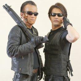 カステラ一番(左)と琉球トム・クルーズ