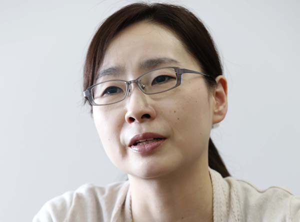 青井未帆氏は「国民安保法制懇」のメンバー(C)日刊ゲンダイ