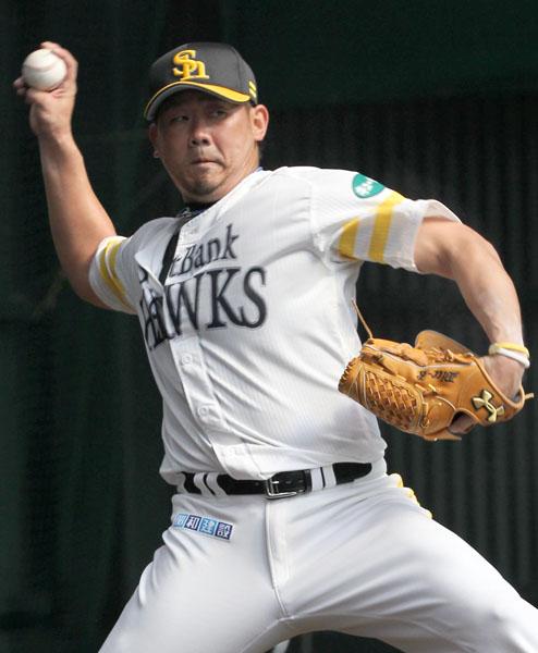 5球で失点した松坂(C)日刊ゲンダイ