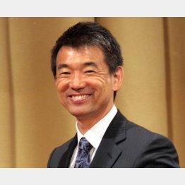 任期満了をもって政界引退を宣言(C)日刊ゲンダイ