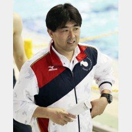 指導者として定評のある平井コーチ