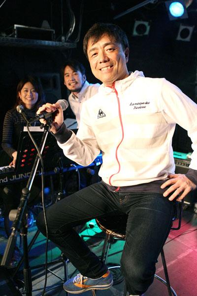 俳優、DJ、スノーボーダーとマルチに活躍(C)日刊ゲンダイ