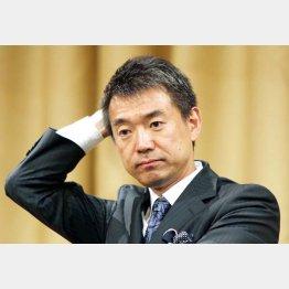 弁護士時代の貯金食い潰し…(C)日刊ゲンダイ