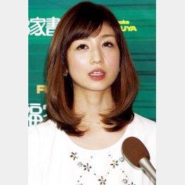 小倉優子(C)日刊ゲンダイ