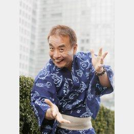立川談慶さんは入門14年目で「真打ち」昇進(C)日刊ゲンダイ