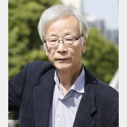 グリコ・森永事件で注目を集めたノンフィクション作家・宮崎学氏(C)日刊ゲンダイ