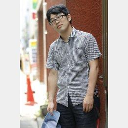 「芸能界は才能じゃないことを証明します」と鈴木拓(C)日刊ゲンダイ