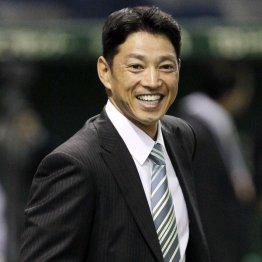 来季監督に急浮上した田口壮氏(C)日刊ゲンダイ