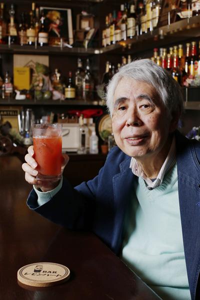 「今は高くていい酒を少し」と古谷三敏さん(C)日刊ゲンダイ