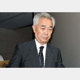 日本年金機構の水島藤一郎理事長(C)日刊ゲンダイ