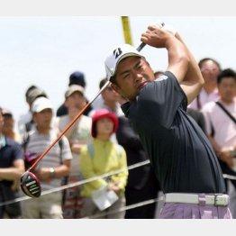 2日目は池田勇太の5位が日本人最高順位