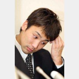冨田もハメられたのか