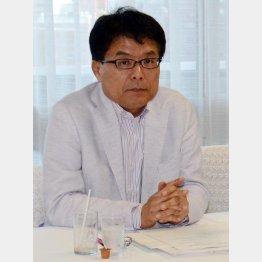 日本創成会議座長の増田寛也元総務相(C)日刊ゲンダイ