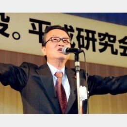 改憲反対派からすれば「よくやった!」/(C)日刊ゲンダイ