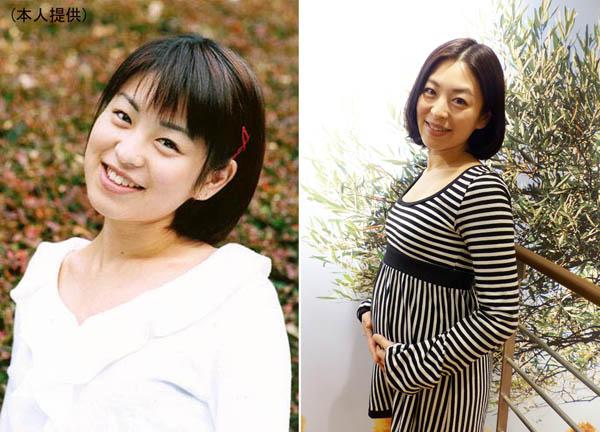 アイドル(左)でいられたのは約半年だった(C)日刊ゲンダイ
