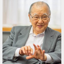 「今の政治状況はかなり危険水域」と不破哲三氏(C)日刊ゲンダイ