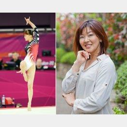 ロンドン五輪、田中理恵の床運動は信田美帆さんが振り付け(C)JMPA