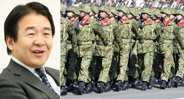 竹中会長(左)は実態を把握しているのか(C)日刊ゲンダイ