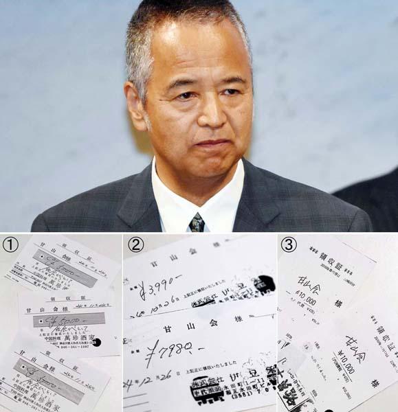 甘利TPP担当相(C)日刊ゲンダイ