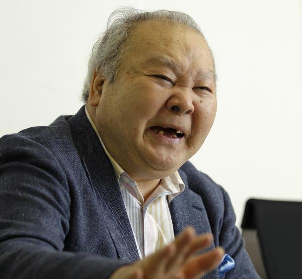 加藤一二三 九段(C)日刊ゲンダイ