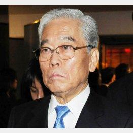 ファミコン発売の年から取締役(C)日刊ゲンダイ