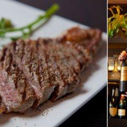 【Cafe Bar TIME】肉とワインとコーヒーと…