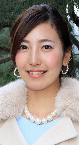 非の打ちどころがない小澤アナだが…(C)日刊ゲンダイ