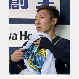 今季2敗目を喫した金子(C)日刊ゲンダイ
