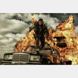映画「マッドマックス 怒りのデス・ロード」(C)2015 VILLAGE ROADSHOW FILMS (BVI)  LIMITED