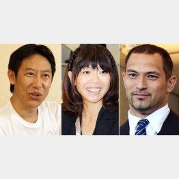 新役員の鈴木大地、高橋尚子、室伏広治の3氏は40代だが…