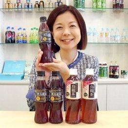 「サントリー黒烏龍茶」は販売数も好調(C)日刊ゲンダイ