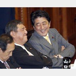 狙いは党内引き締め?(C)日刊ゲンダイ