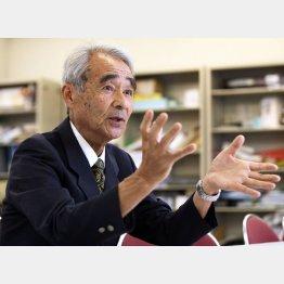 島村英紀氏は「今世紀中にあと4回大噴火も」と指摘(C)日刊ゲンダイ