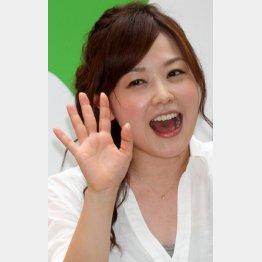 熱愛が発覚した日テレ水卜麻美アナ(C)日刊ゲンダイ