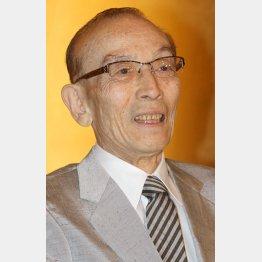 桂歌丸師匠は現在入院中(C)日刊ゲンダイ