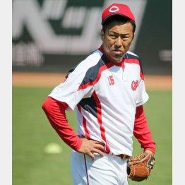 黒田は球宴出場なるか(C)日刊ゲンダイ