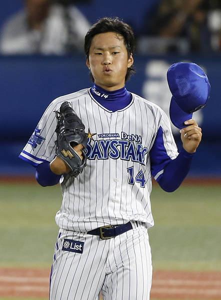 石田は5安打3失点で降板も打線に救われた(C)日刊ゲンダイ