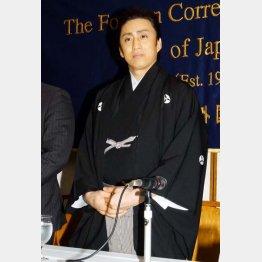 「底力見せつける」と染五郎(C)日刊ゲンダイ