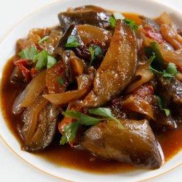 夏野菜のトルコ風煮込み(教える人:和知徹さん「マルディグラ」)