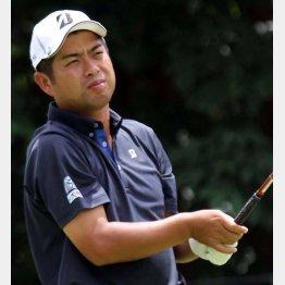 選手会長の池田は118位であえなく予選落ち(C)日刊ゲンダイ