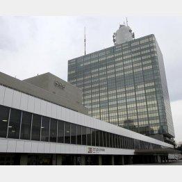 NHK(C)日刊ゲンダイ