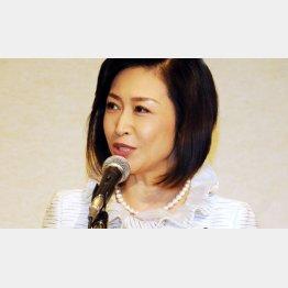 今度は東京選挙区からの出馬を狙う三原じゅん子議員