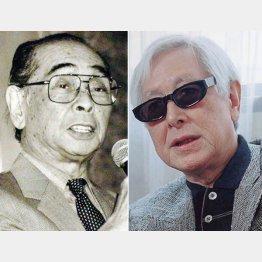木下恵介監督(左)や深作欣二監督の戦争映画は必見(C)日刊ゲンダイ