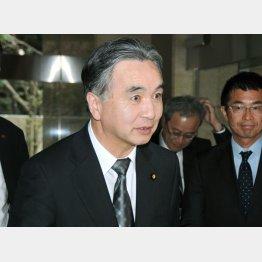 決起集会も開いたが…(平野達男参議院議員)(C)日刊ゲンダイ