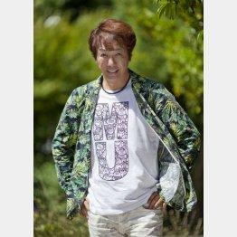 浜博也はもうデビュー33年目(C)日刊ゲンダイ
