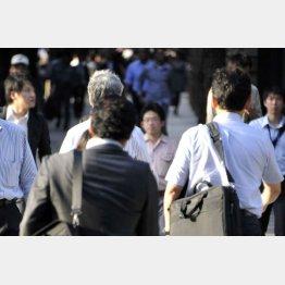 東京都心は猛暑日の最長記録(C)日刊ゲンダイ