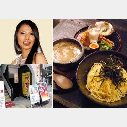 ぐつぐつと煮えたぎるスープが絶品!(C)日刊ゲンダイ